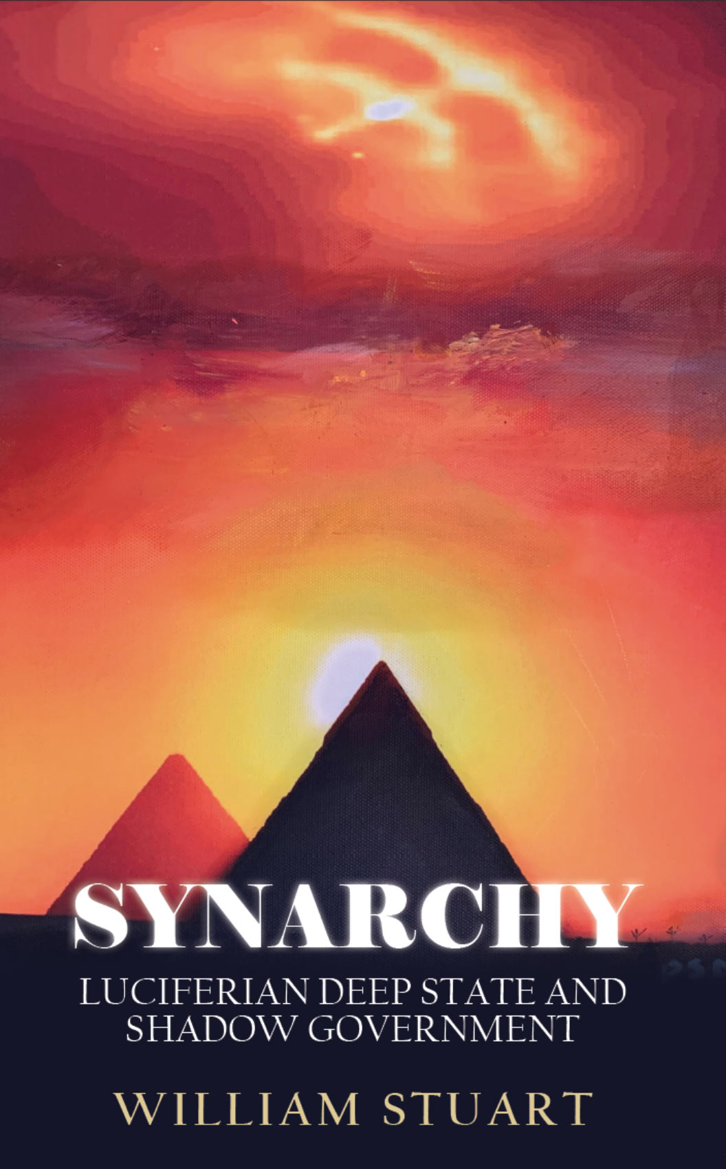 Synarchy front cover image